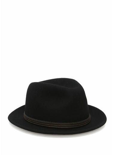 Stetson Şapka Siyah